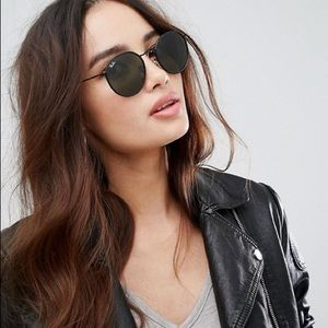 Ray Bans round Metal frame rb3447